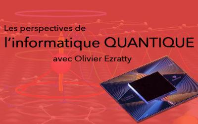 Les perspectives de l'informatique quantique