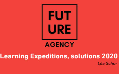 Learning Expeditions, les solutions pour 2020
