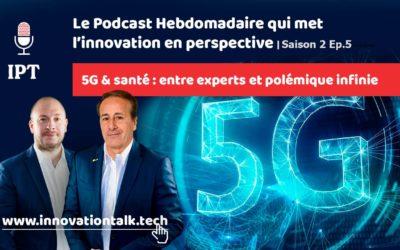 5G & santé : entre experts et polémique infinie !