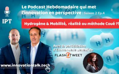 Hydrogène et mobilité, réalité ou méthode Coué ?